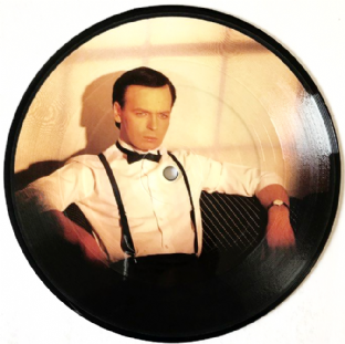 "Gary Numan ‎- This Is Love (7"") (Picture Disc) (EX-/NM)"